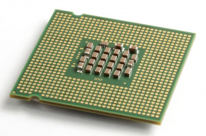 programma per determinare la temperatura del processore
