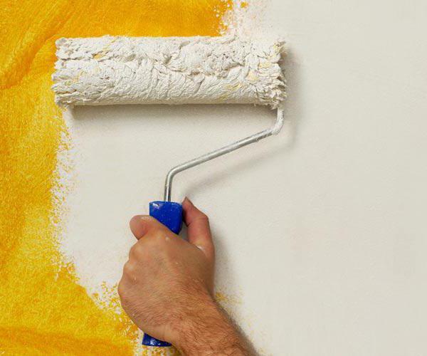 disperzijska barva za stene
