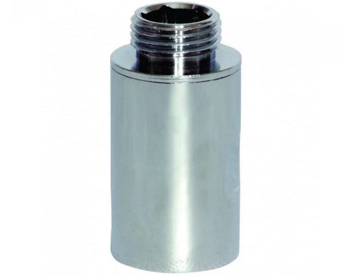 gruby filtr wody