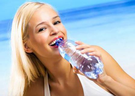 mršavljenje vode