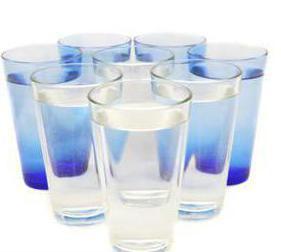 пийте вода за загуба на тегло