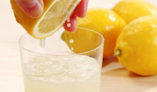 лимонен отслабващ преглед на водата
