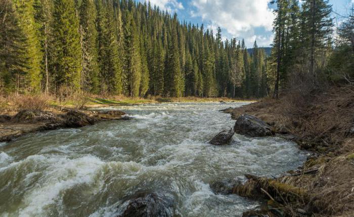 ozbiljnost rijeke