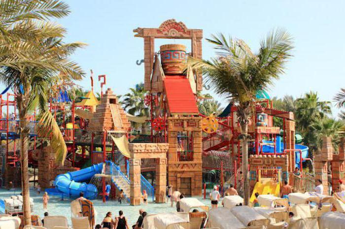 Атлантис Дубаи Ватер Парк