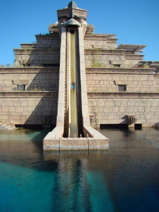 водени парк у атама Атлантиса