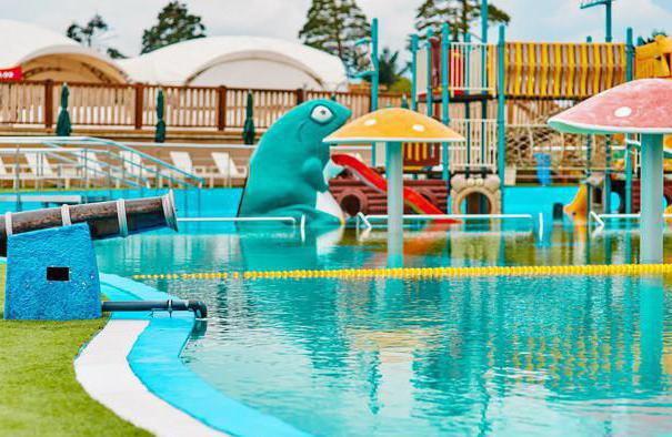 Waterpark Dreamland Minsk