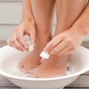 третман натописхи на ногама