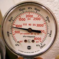 unità di pressione atmosferica