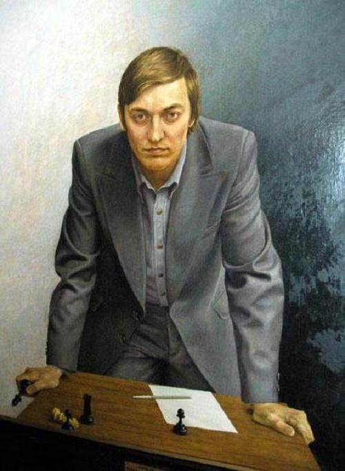 Opis zdjęcia Portret Chabarowa jest uroczy