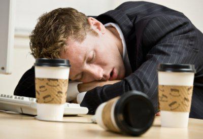 слабост узрокује поспаност