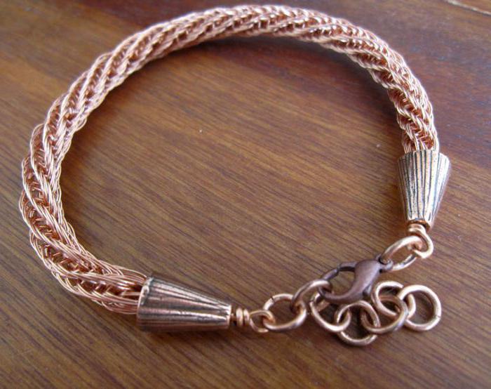 braccialetti di filo