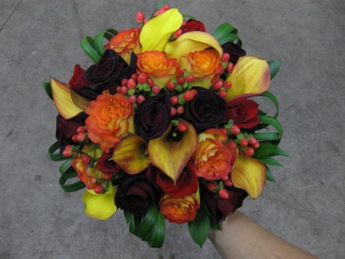 bouquet da sposa fai-da-te