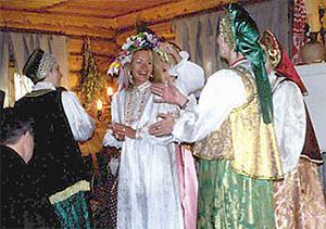сватбени церемонии и обичаи