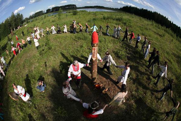 древна сватбена церемония