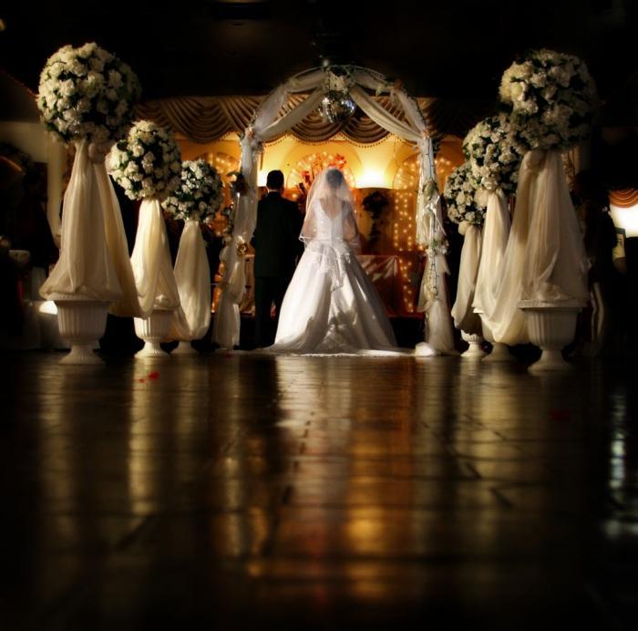 svatební tajemství
