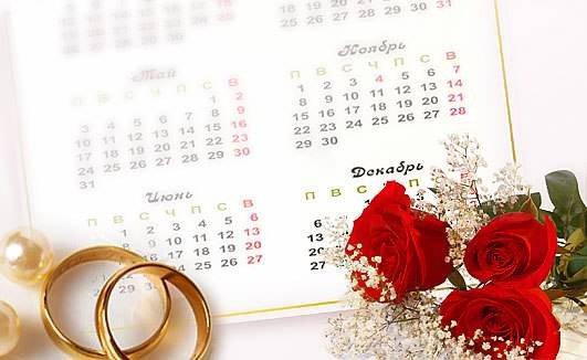najbolji datum vjenčanja