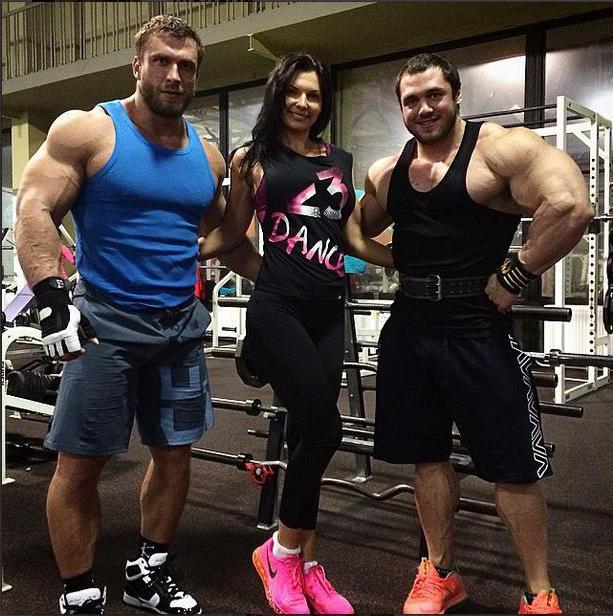 Dmitry Klokov moglie