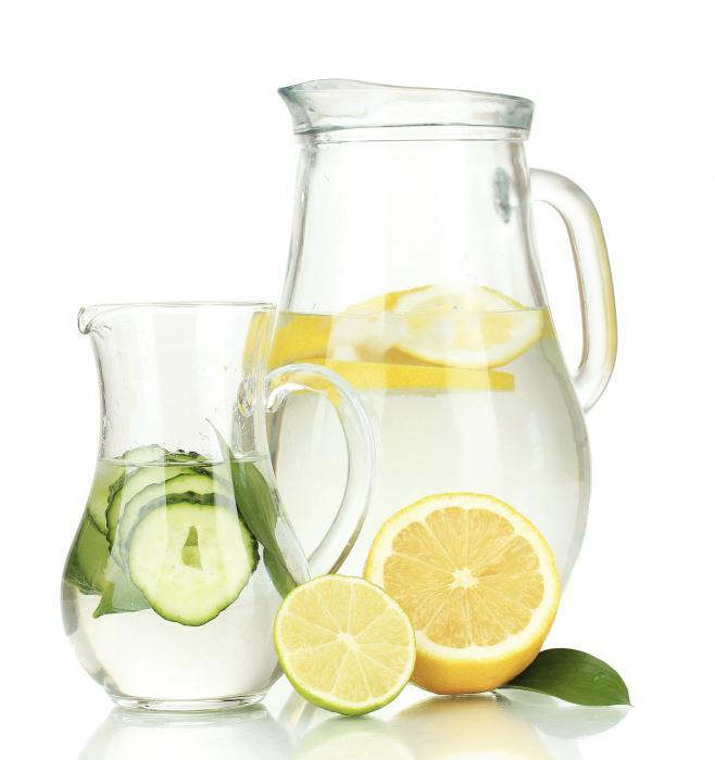 voda mršavljenje s limun recenzije
