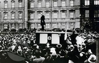 Republika Weimarska w Niemczech