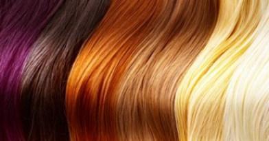 tavolozza dei colori professionale per capelli