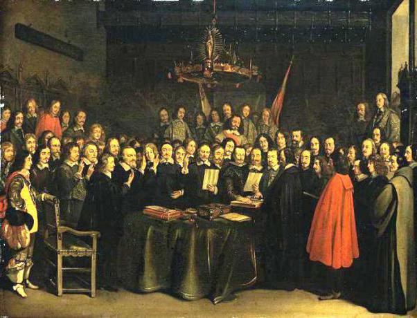 Sistema di relazioni internazionali della Westfalia