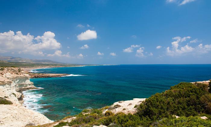 Mar Mediterraneo a Cipro