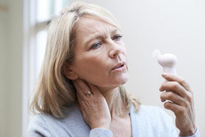 sredstva za vroče valove pri menopavzi pri ženskah