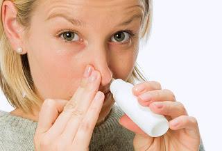 antibiotik pršilo za nos