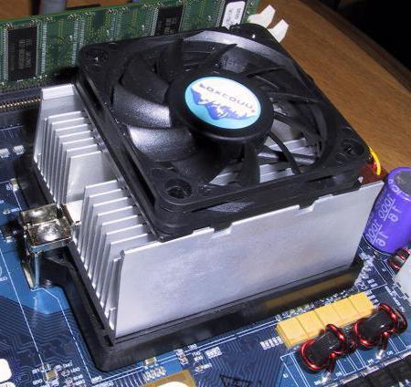 Elemento Peltier per il raffreddamento del processore