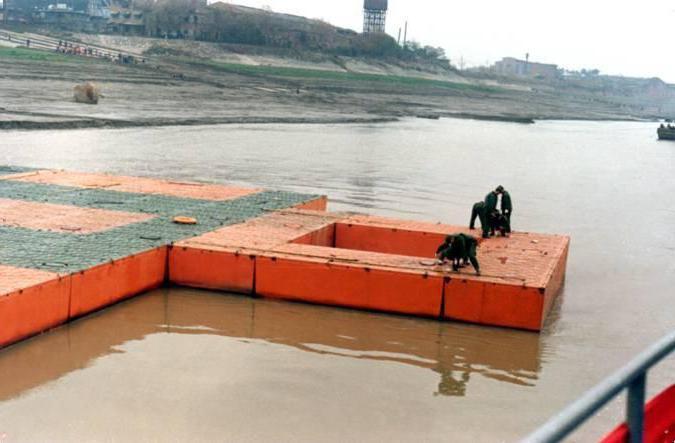 modularni pontoni