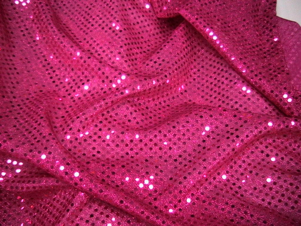 tkanina z bleščicami