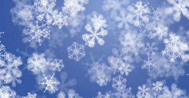Зимни снежинки