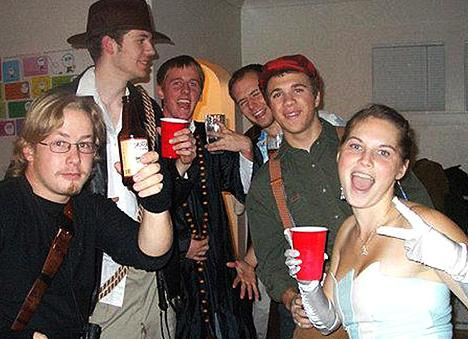 Feste studentesche russe