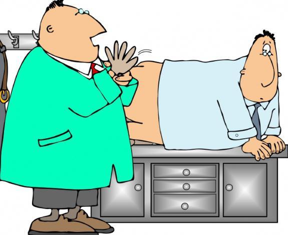 urologická masáž doma