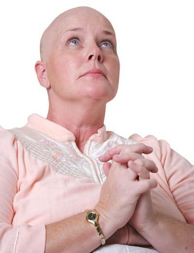 духовни причини за рак