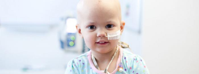 причинява рак при деца