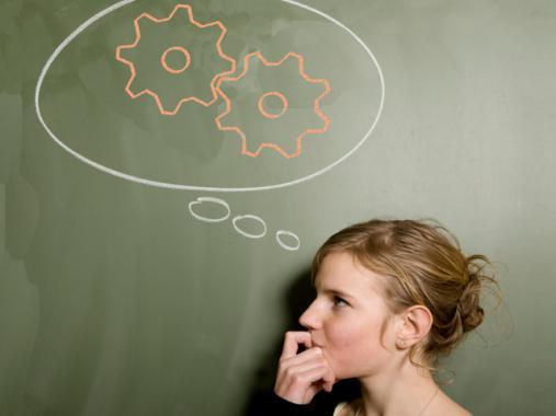 различни видове мислене