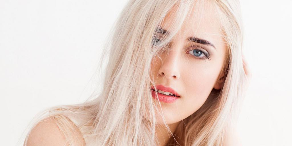 Zesvětlete barvu vlasů