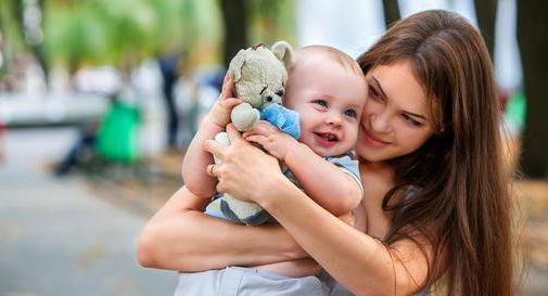 otroka 6 mesecev razvoja, ki mora biti sposoben