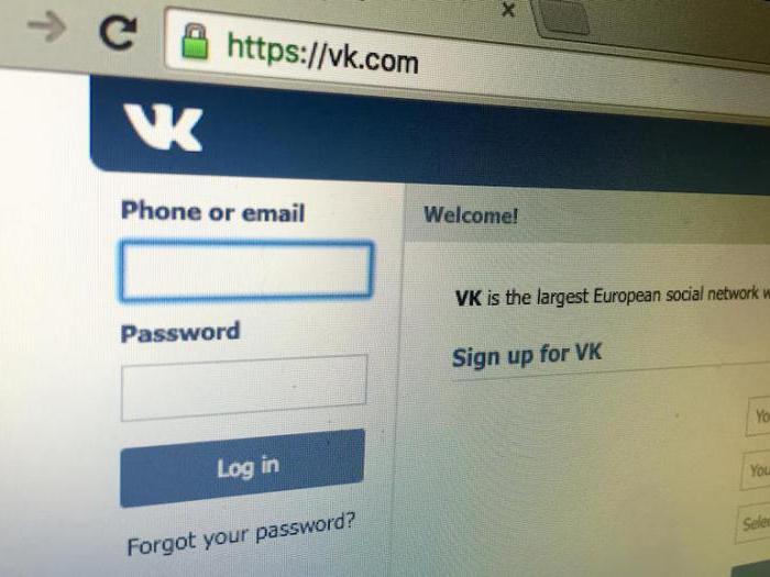 Co można umieścić status w VK