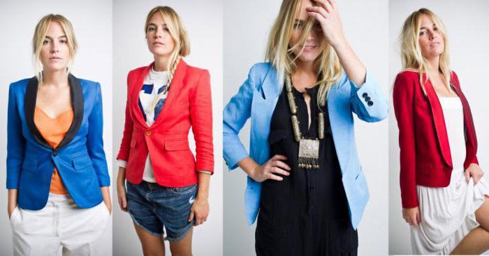 giacche e blazer da donna