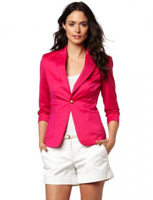 lungo blazer femminile