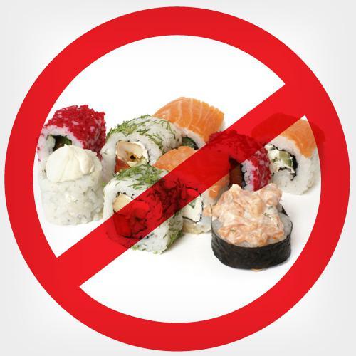 ograniczenia żywieniowe podczas ciąży
