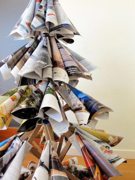 cosa puoi fare un albero di natale?