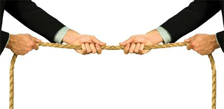 конфликт на интереси