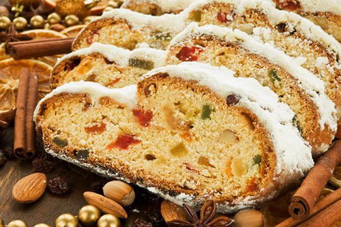италианска коледна торта
