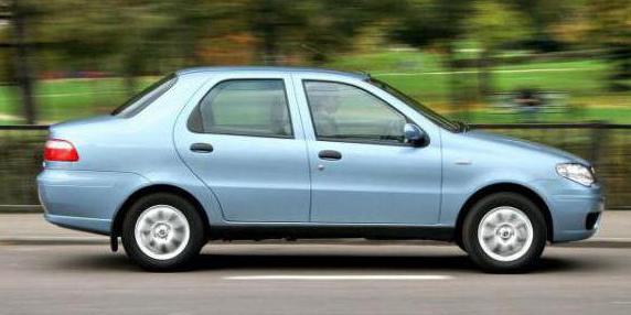 Производител на Fiat Albea