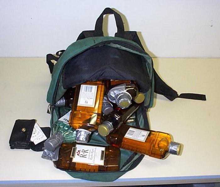 забрана продаје алкохола