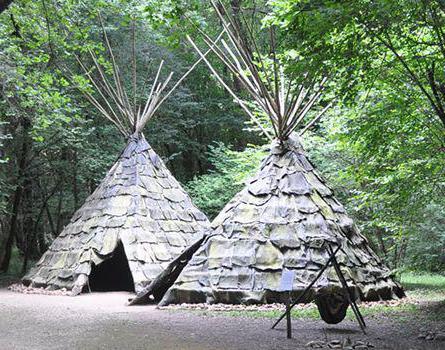 история 5 клас дом на древния човек