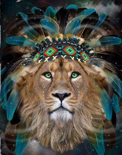 сънувам лъв
